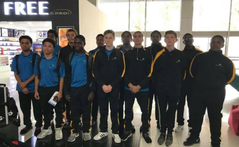 U-16 water polo team travels to El Salvador