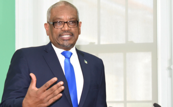 PM: Zero pressure from U.S. to alter China/Bahamas relations