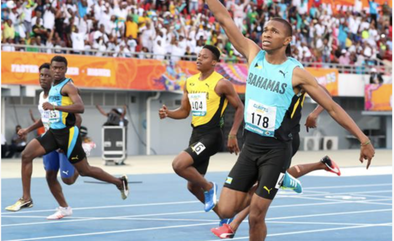Johnson, Curry set to represent The Bahamas on day 1