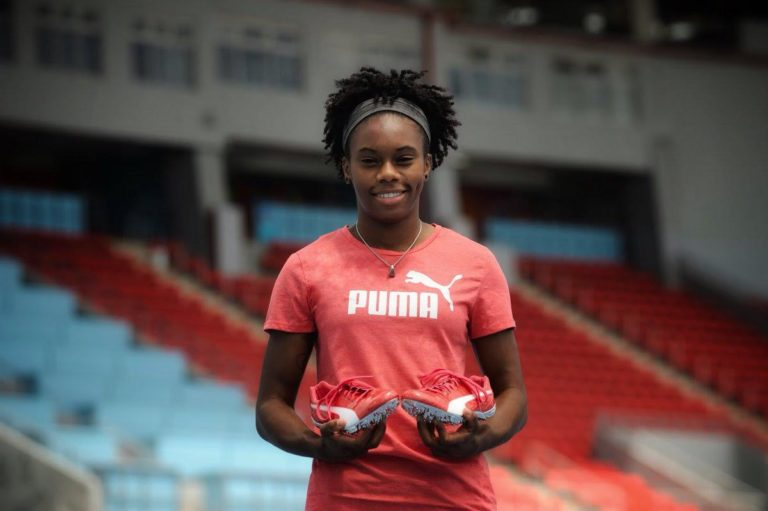 Athletes get on track at NACAC Championships