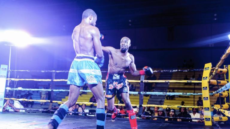 Johnson wins main bout at BOMAC 4