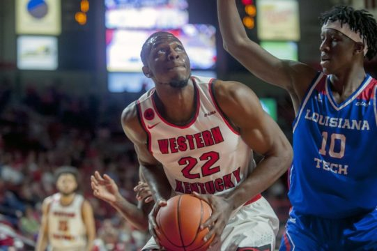 Coleby named to New Orleans Pelicans' summer league roster
