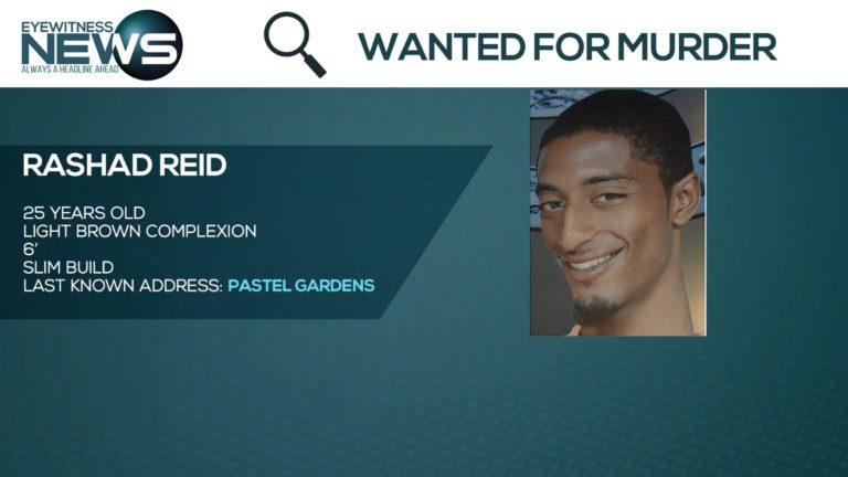 Manhunt for murder suspect