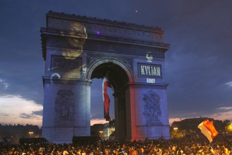 World Cup afterglow gives France a sorely needed boost