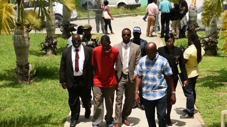 Four arraigned on murder charges