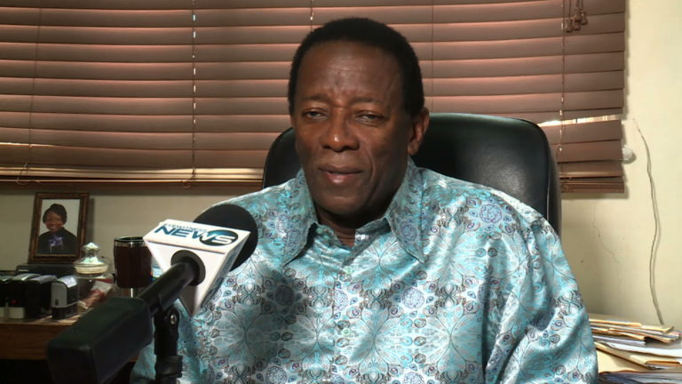 A CALL FOR PRAYER: Bishop Hanchell diagnosed with stomach cancer
