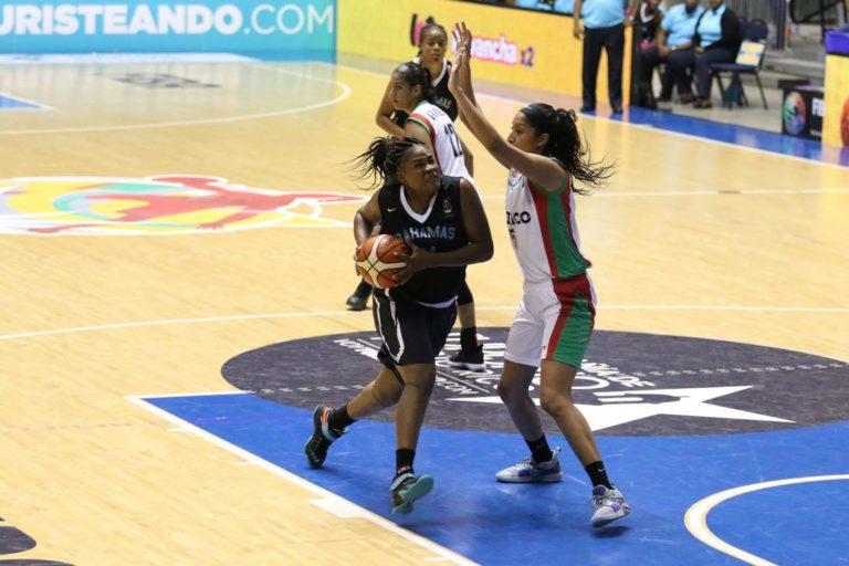 Bahamas finishes fifth at Centrobasket