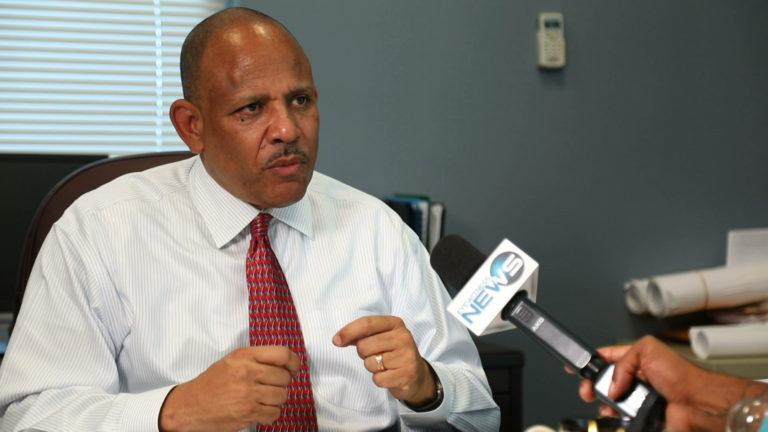 Decriminalize marijuana? Sands says there is no rush