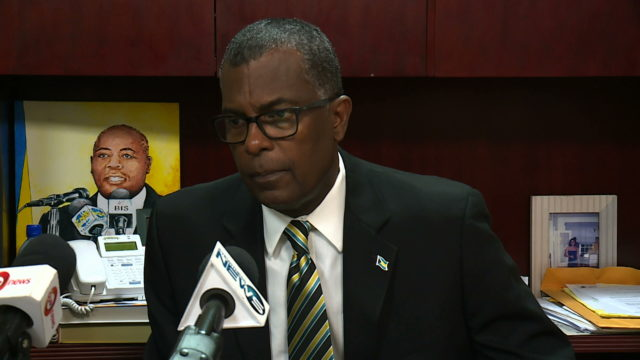 Mitchell: China is not taking over The Bahamas