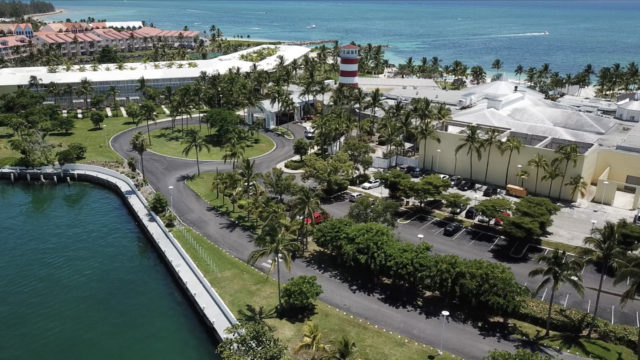 """""""Life is about risks"""", D'Aguilar says about Grand Lucayan"""
