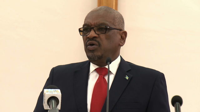 "PM announces ""major agreement"" for Grand Bahama"