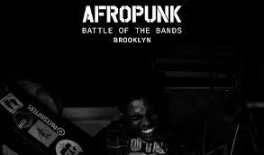 Bahamian musician makes semi-final in Afropunk festival
