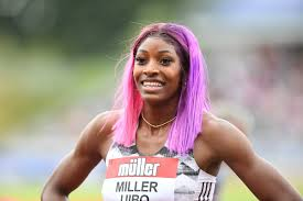 Miller-Uibo clocks world leading 200 time