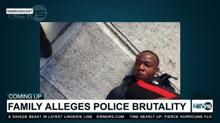 Family cries foul over another alleged police beating