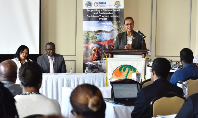Tourism DG states importance of 'Collective Efforts' in mitigating Caribbean regional threats