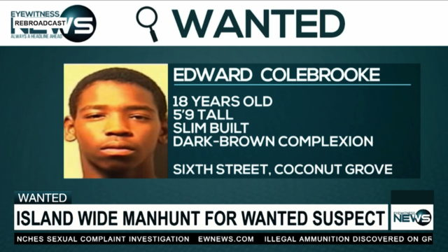 Manhunt for wanted suspect, missing man