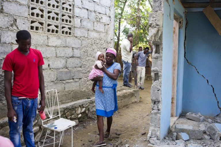 Inagua residents feel shock waves of Haiti's earthquake