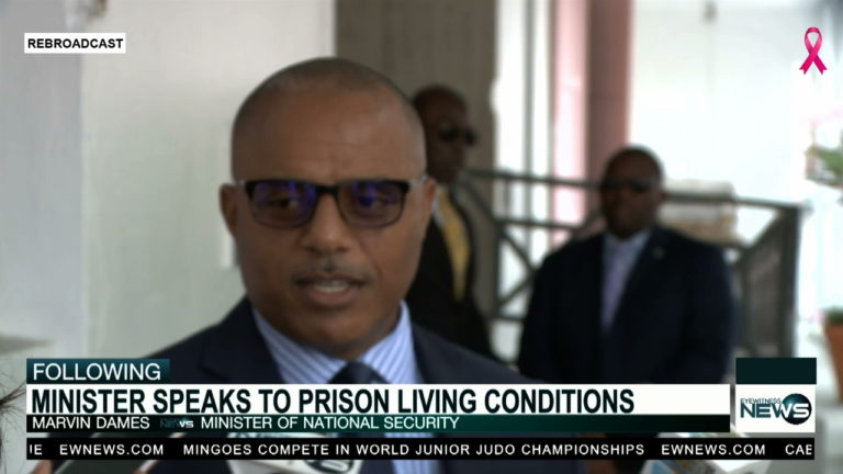 Govt. looking to improve quality of life for inmates, officers