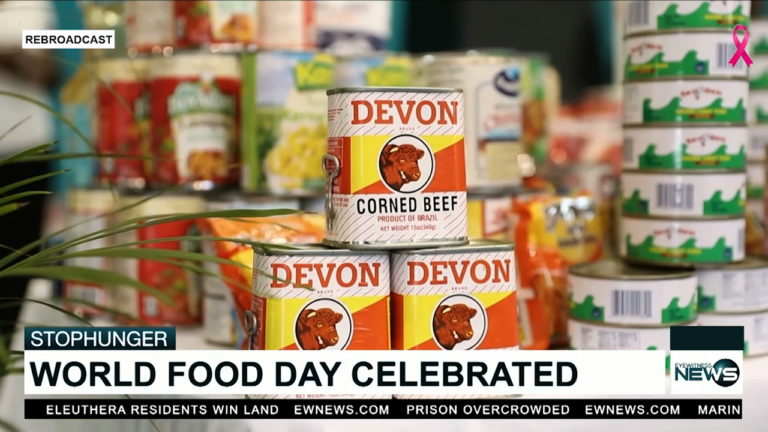 World Food Day recognized locally