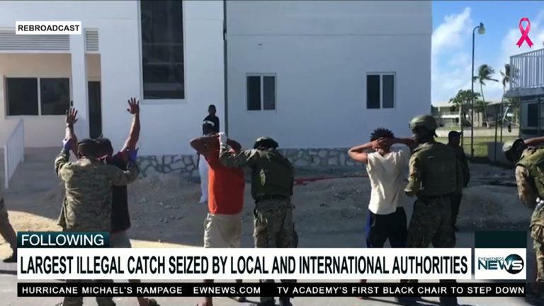 Gov't. looking into stiffer penalties for brazen Dominican poachers