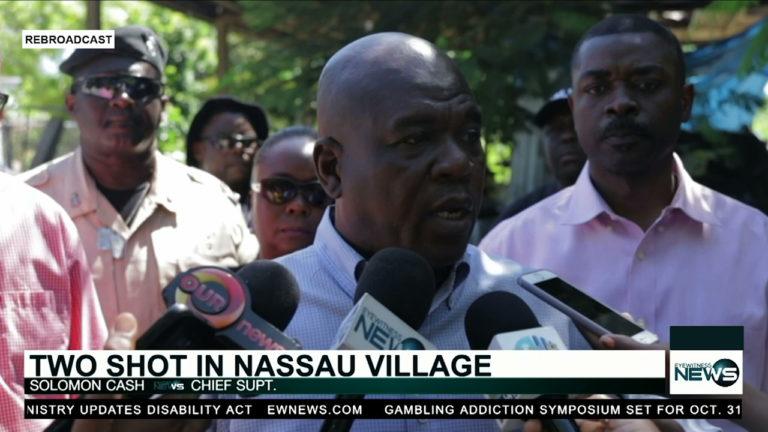 Murder 66 recorded in Nassau Village