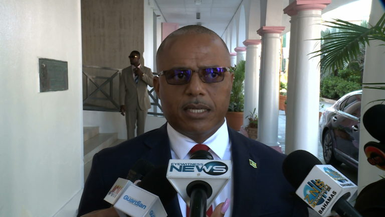 Dames: Govt. will not cover up for officers who abuse authority