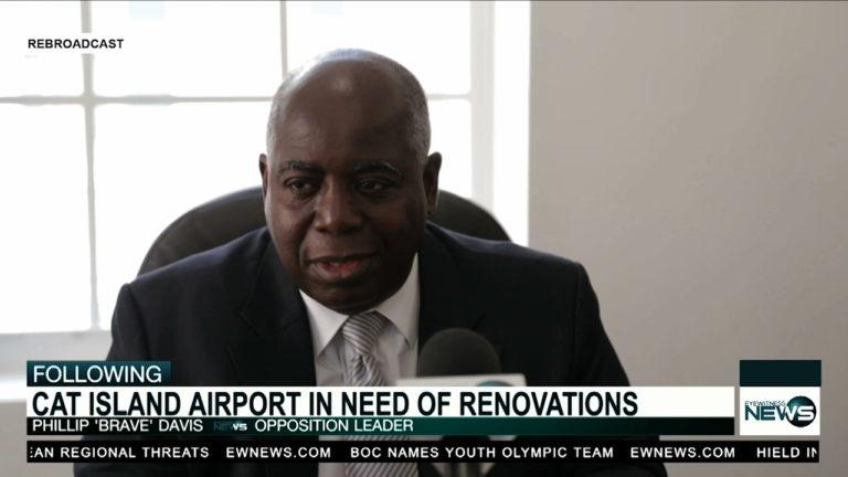 Davis: Keep Cat Island airport open