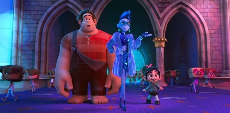 'Wreck-It Ralph,' 'Creed' fuel record holiday box office