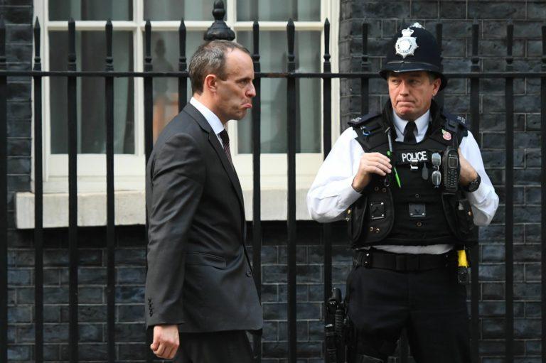 UK Cabinet to meet after Britain, EU reach draft Brexit deal