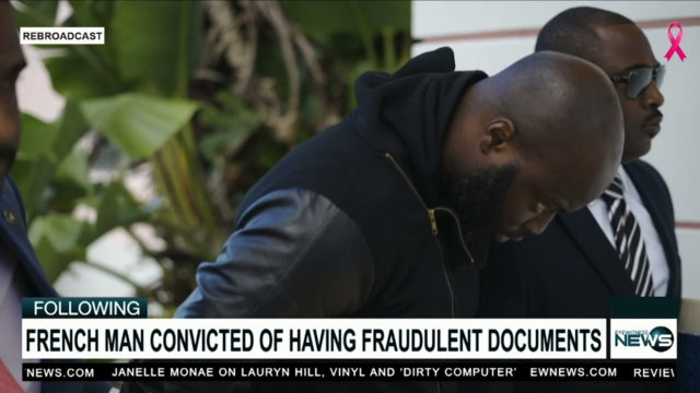 French man fined for fraud