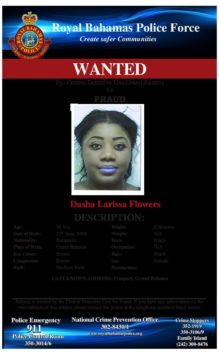 Police search for fraud suspect
