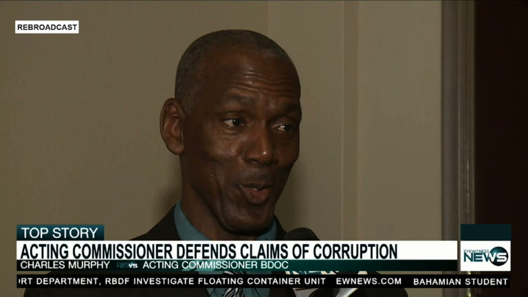 Acting prison chief vows to stamp out corruption
