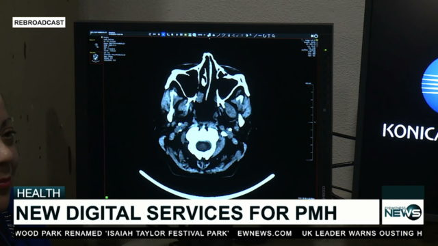 PMH gets new radiology and x-ray system
