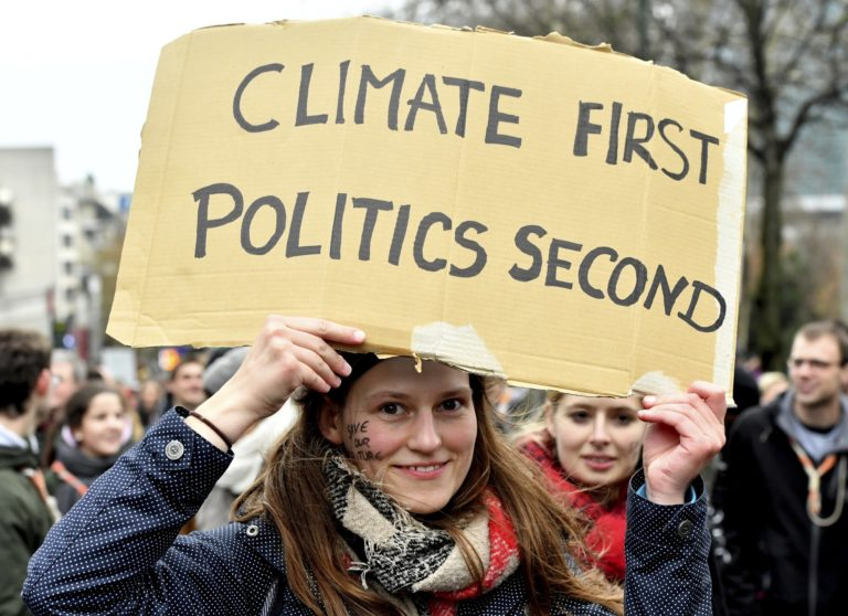 Coal question looms large as climate talks begin in Poland