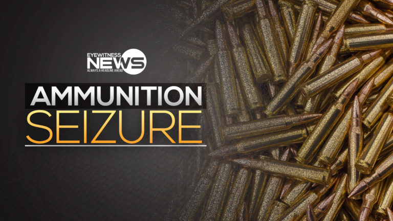 Police recover firearm, ammo