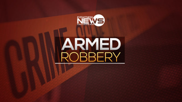 Police probing two armed robberies