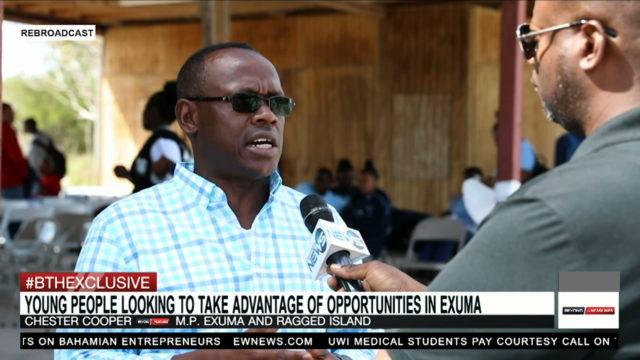 Cooper: Exuma teeming with employment opportunities