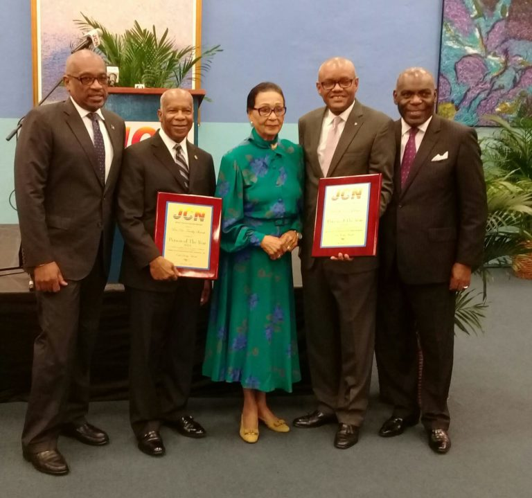 Stewart, Johnson named JCN's 'persons of the year'