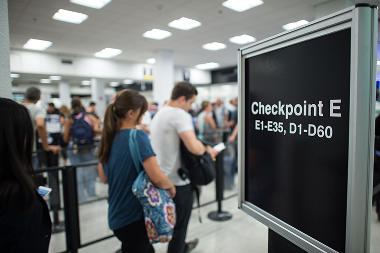 TSA screening at Concourse G in Miami resumes normal operations
