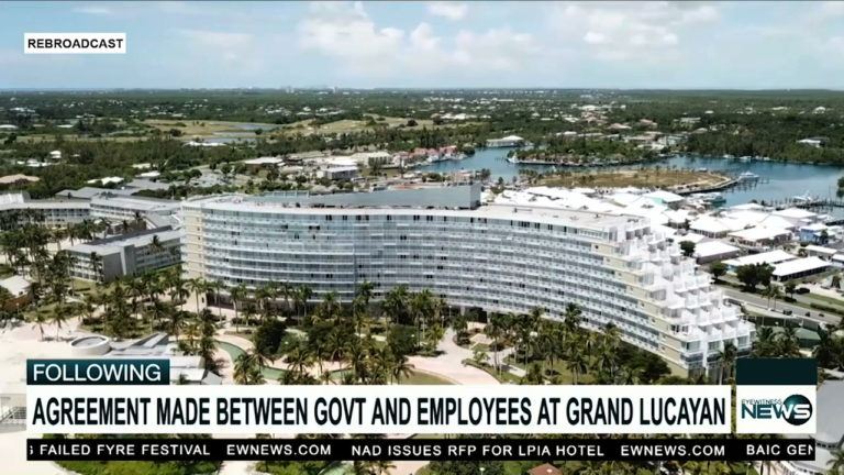 Still no decision on VSEPs for managers at the Grand Lucayan Resort