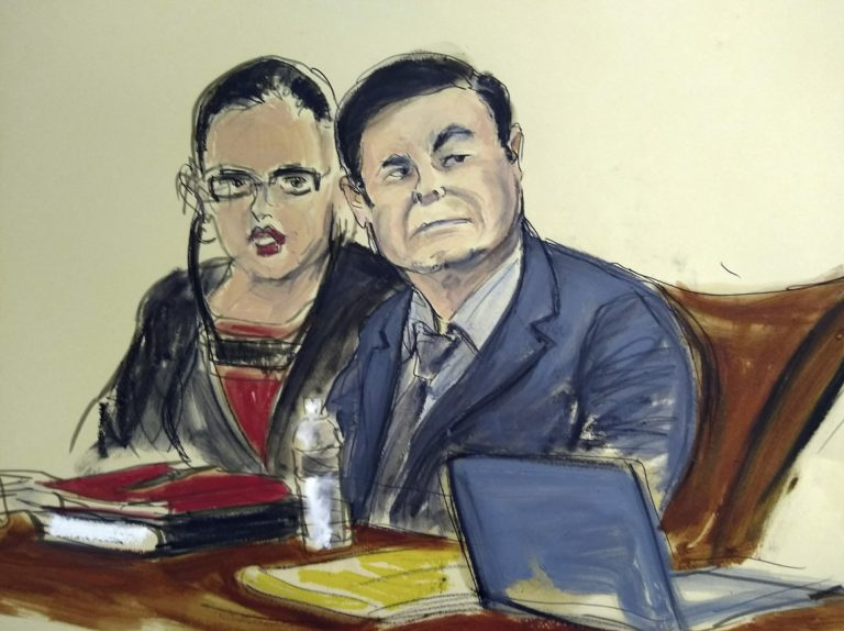 Fate of Mexican drug lord El Chapo now rests with US jury