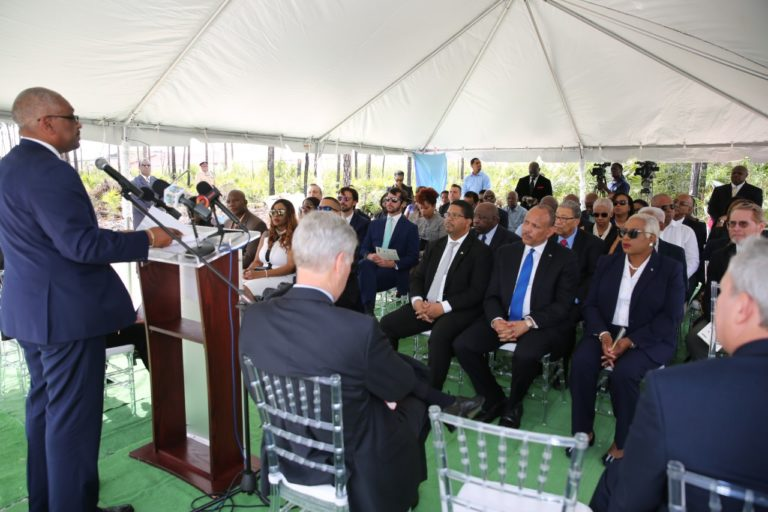 PM: Freeport, Nassau will benefit from new cruise ports