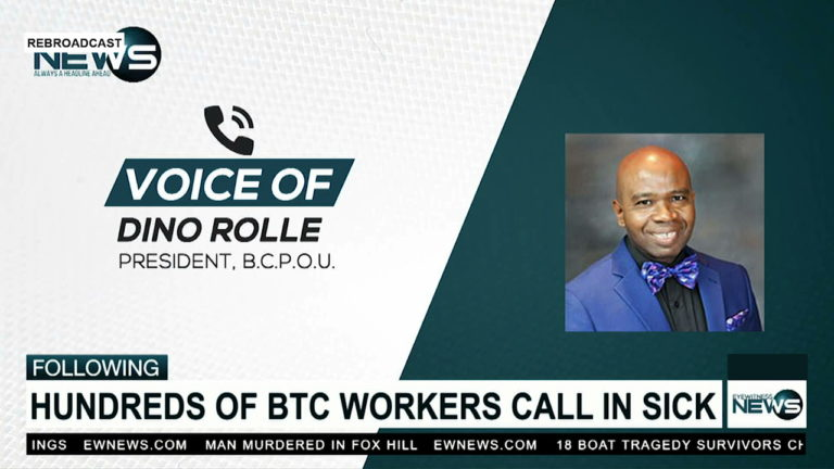 BTC employees stage sickout; Union boss claims it was food poisoning