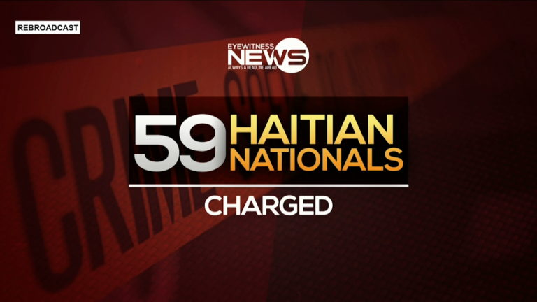 59 Haitians charged with illegal entry