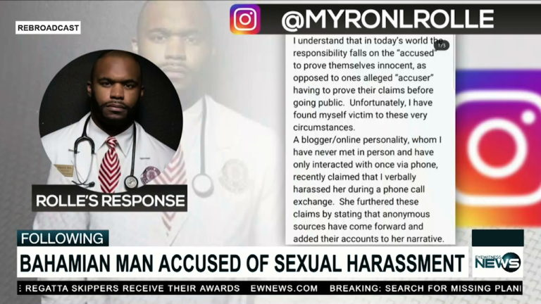Rolle denies sexual harassment accusations