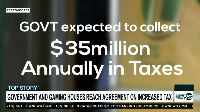 Government reaches agreement with gaming operators