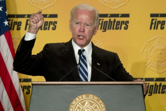 Biden faces new scrutiny from Dems over behavior with women