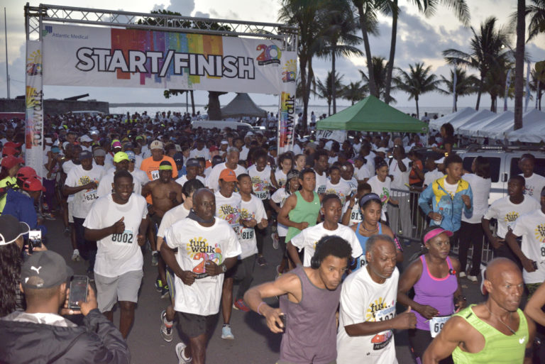 Atlantic Medical to host fun run walk for cancer and diabetes