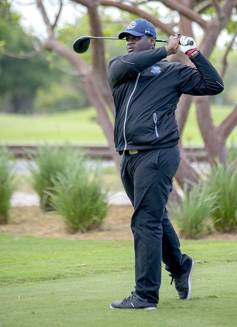 UB golf turns in solid performance at first ever international competition
