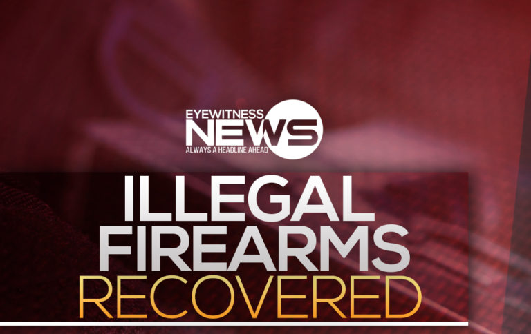 Illegal firearm recovered, suspect arrested
